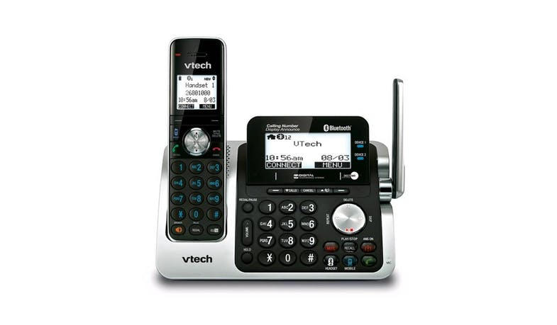 Vtech DS8141R-2 Long Range Digital Cordless Phone Combo System