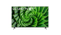 "LG 55UN8000PTA 55"" 4K UHD Smart TV - Front"