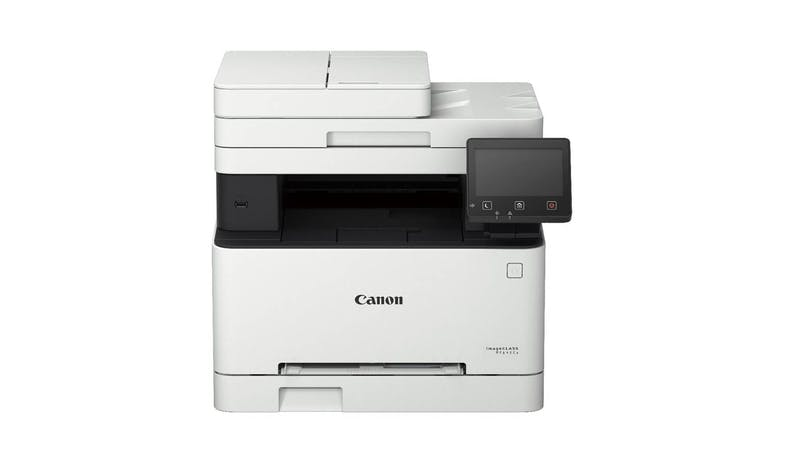 Canon MF-645CX ImageCLASS All-in-One Laser Printer - Front