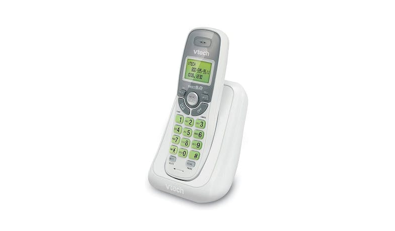 Vtech CS6114 Cordless Phone with Caller ID/Call Waiting - White