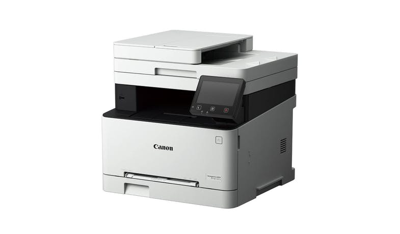 Canon MF-645CX ImageCLASS All-in-One Laser Printer - Alt Angle