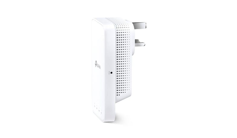 TP-Link Deco M3W AC1200 Whole Home Mesh Wi-Fi Add-On Unit - Alt Angle