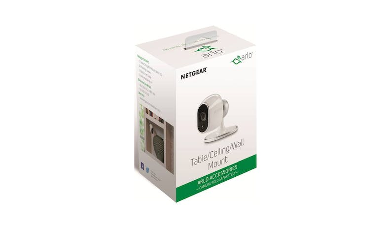 Arlo VMA1100 HD Security Camera Table/Ceiling/Wall Mount - package