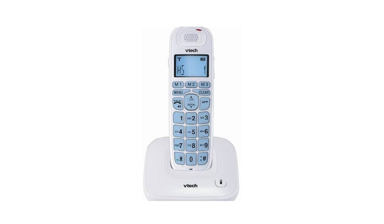 Vtech VT1091 Digital Cordless Phone - White
