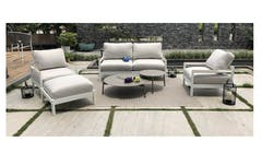 Breeze Outdoor Ottoman