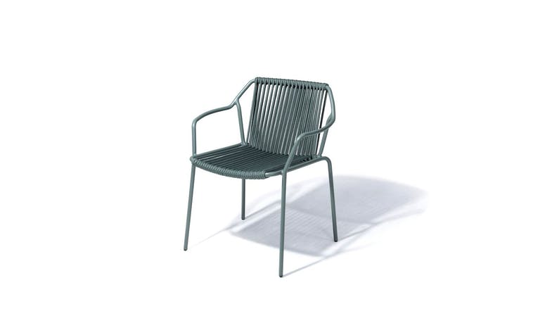 Ease Outdoor Dining Chair