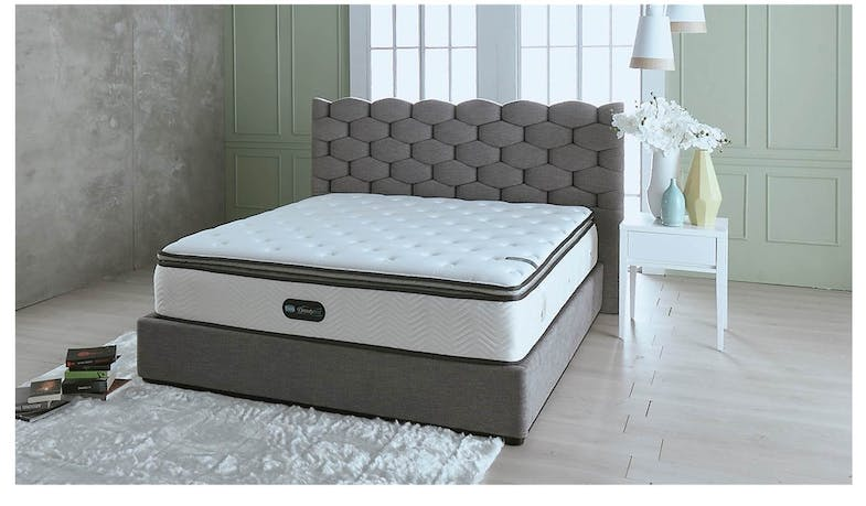 Simmons Beautyrest Affinity Luxury Original Coil Mattress - King Size