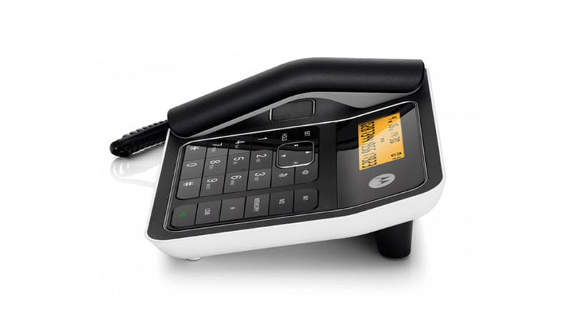 Motorola CT330 Corded Phone with Caller ID - Black