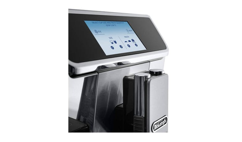 DeLonghi ECAM650.85.MS PrimaDonna Elite Experience Coffee Machine - panel