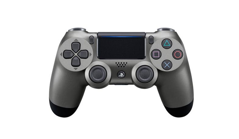 Sony PS4 DualShock 4 (ZCT2G 21) Wireless Controller - Steel Black