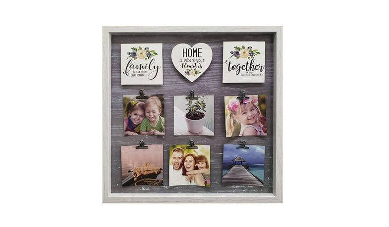 Friends 55633 Wooden Photo Clip Frame