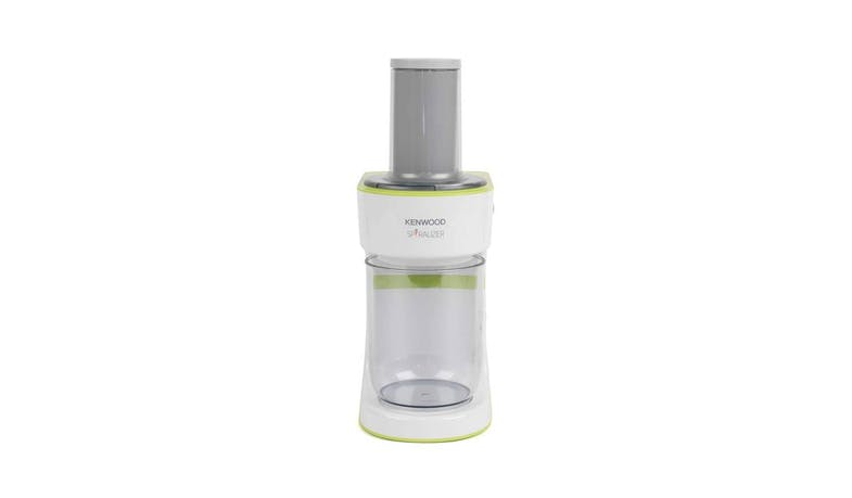 Kenwood FGP200WG Electric Spiralizer - front
