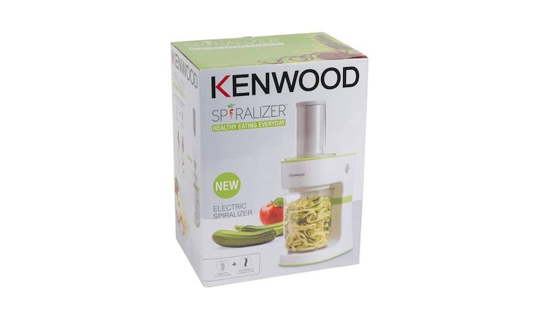 Kenwood FGP200WG Electric Spiralizer - package