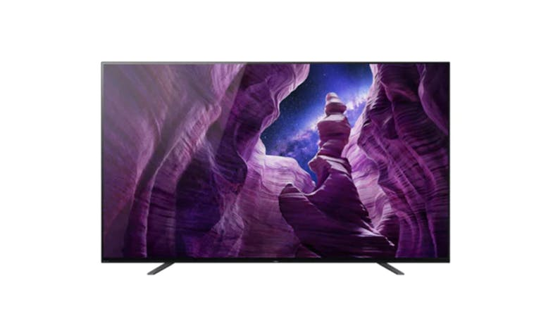"Sony KD-55A8H 55"" OLED 4K Ultra HD Smart TV"