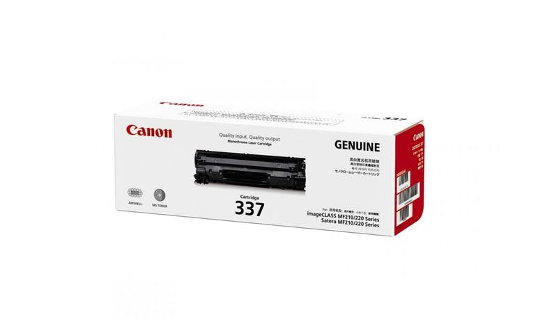 Canon Cartridge 337 for MF210/MF220 Series - Black