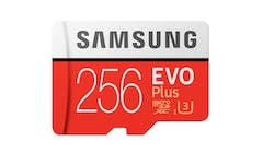 Samsung MB-MC256HA/APC EVO Plus MicroSD Memory Card - 256 GB