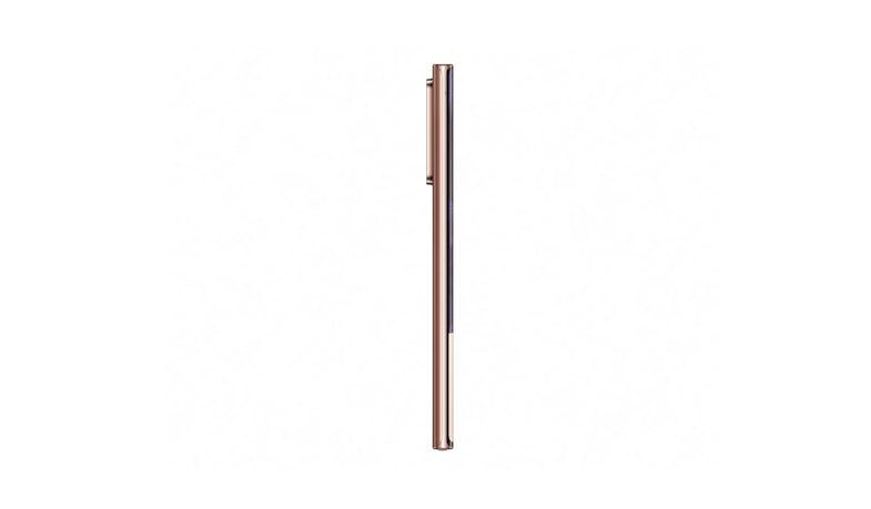 Samsung Galaxy Note20 Ultra (Mystic Bronze) - Left