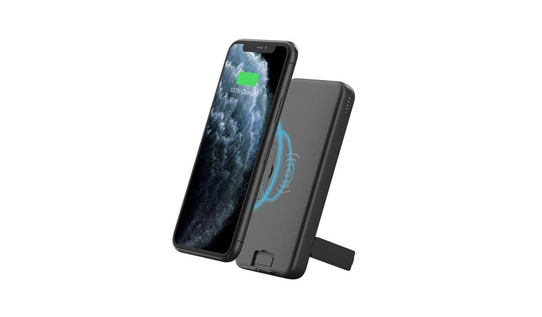 Cygnett CY3111PBCHE Wireless Power Bank with Stand - Alt angle