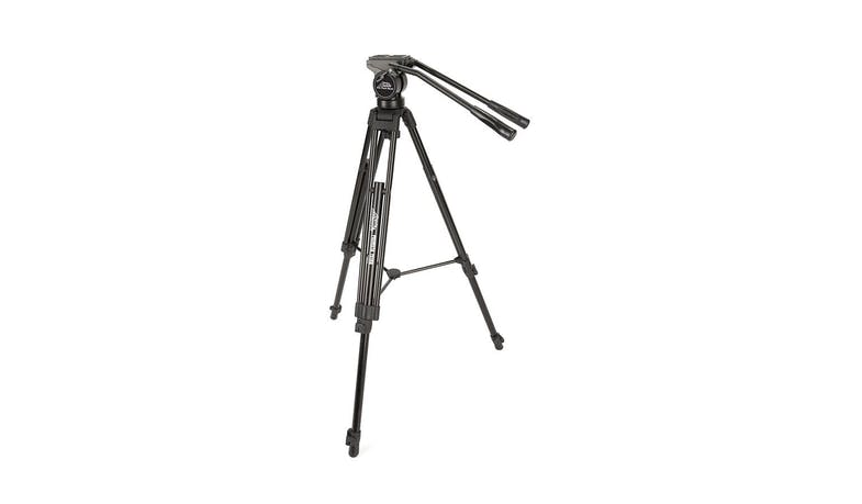 Davis & Sanford Provista 7518B Tripod with V18 Fluid Head - Alt Angle