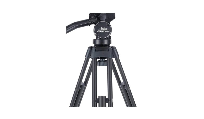 Davis & Sanford Provista 7518B Tripod with V18 Fluid Head - details