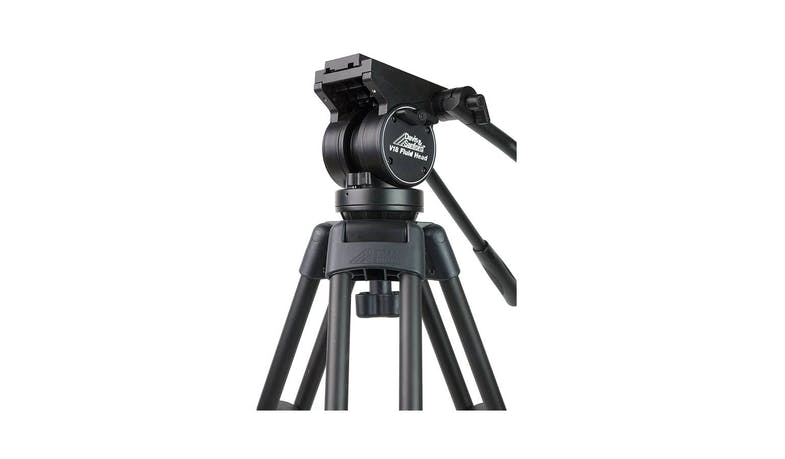 Davis & Sanford Provista 7518B Tripod with V18 Fluid Head - fluid head