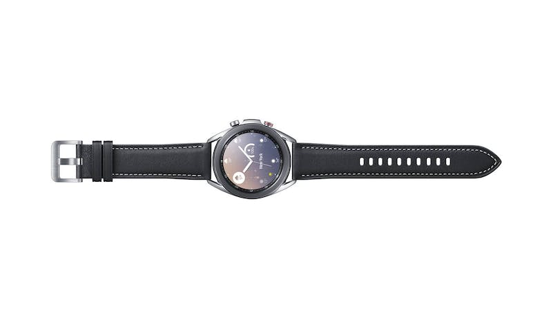 Samsung Galaxy Watch3 LTE 41mm Smart Watch - Mystic Silver - band