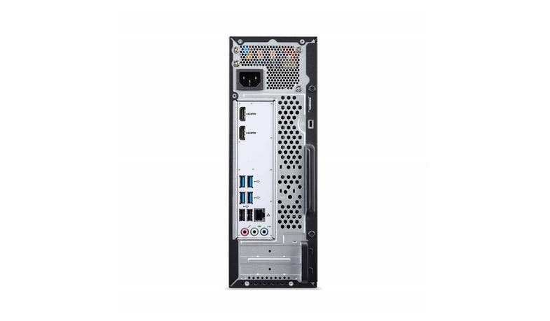 Acer Aspire XC-895 (I504M4512G) Desktop PC - back