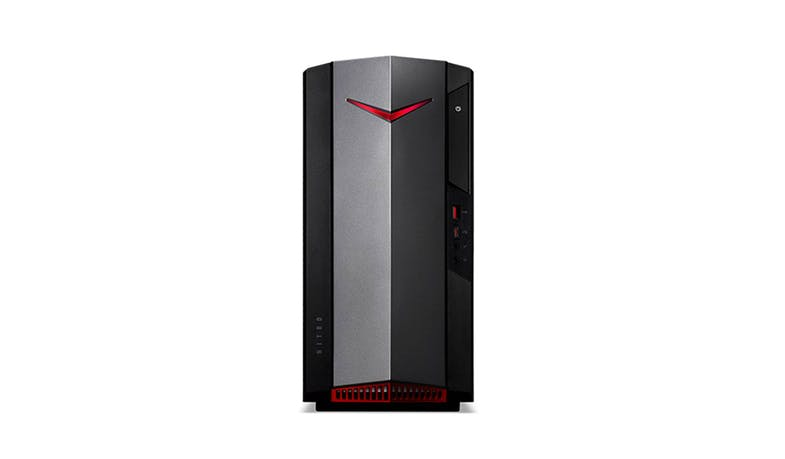 Acer Nitro 50 N50-610 (I504MR81TS60S) Gaming PC - Front
