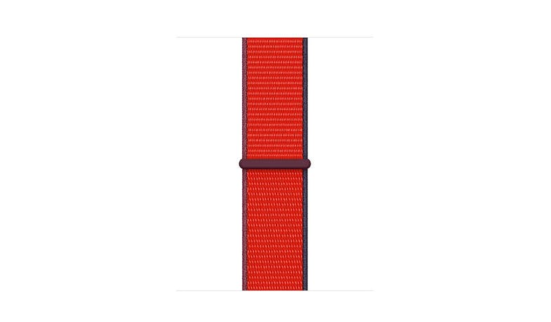 Apple MG443FEA 40mm Sport Loop - (PRODUCT)RED - Main