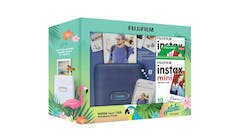Fujifilm Instax Mini Link Smartphone Printer Aloha Package - Beige Gold - Aloha Package