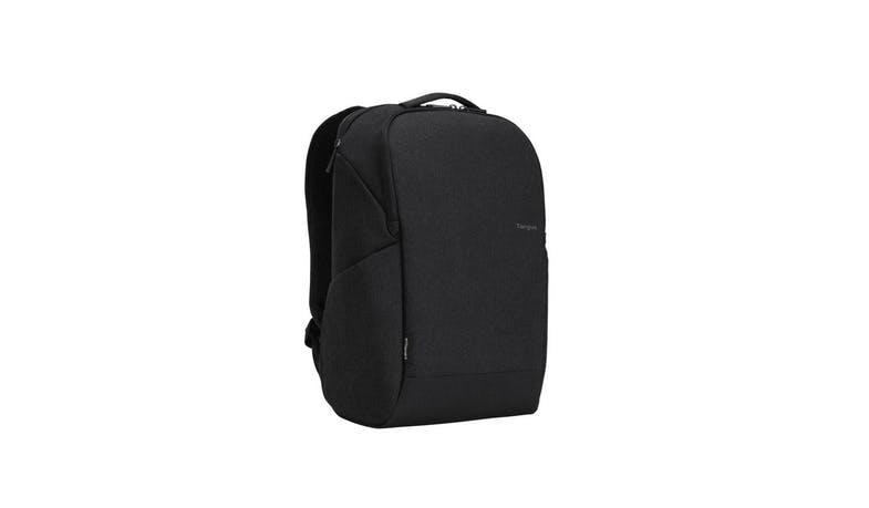 "Targus 15.6"" Cypress Slim Backpack (TBB584GL) with EcoSmart - Black"