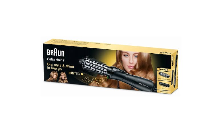 Braun AS720 Satin Hair 7 IONTEC Airstyler - package