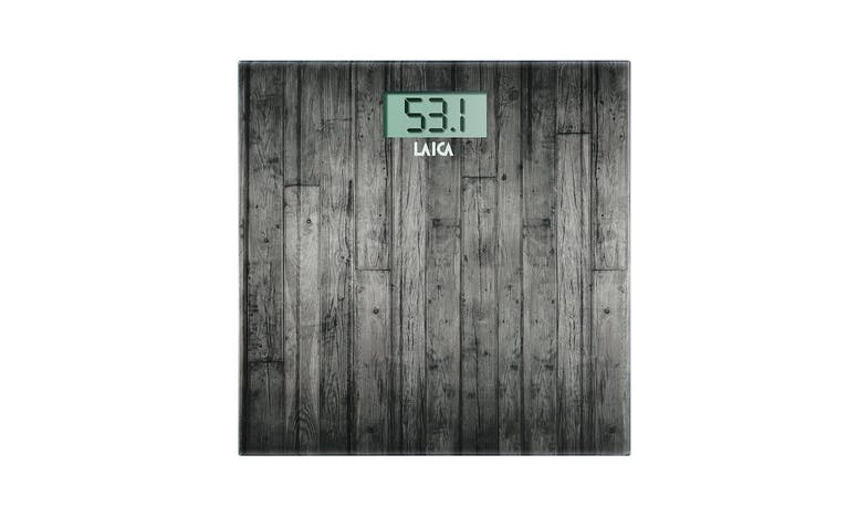 Laica PS1065 Electronic Weighting Scale - Dark Wood - Main