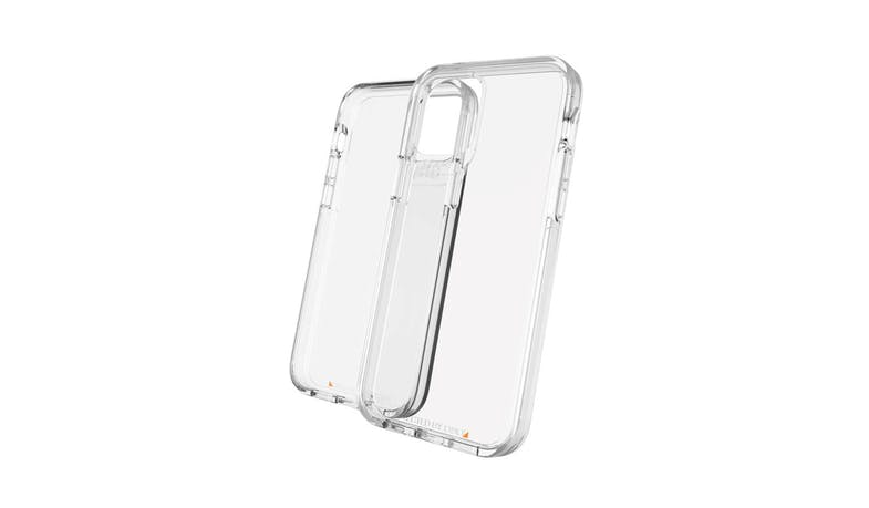 Gear4 Crystal Palace Case for iPhone 12/12 Pro - Clear
