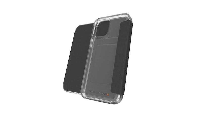 Gear4 Wembly Flip iPhone 1212 Pro Case - Clear