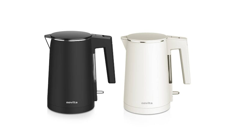 Novita NK3 Water Kettle + NP2290 Water Pitcher Bundle (Assorted Colours) - Kettles