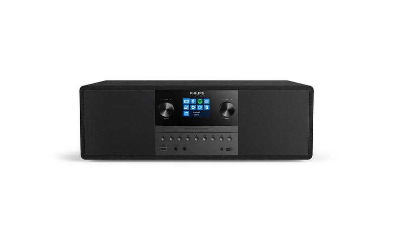 Philips TAM6805/10 Micro Music System - Front