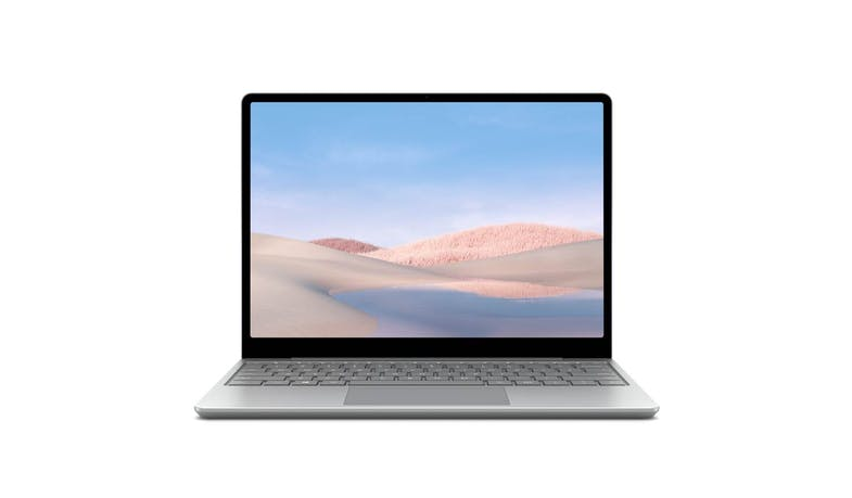 Microsoft Surface Laptop Go (THH-00018) 12.45-Inch i5 (8GB RAM + 128GB ROM) Laptop