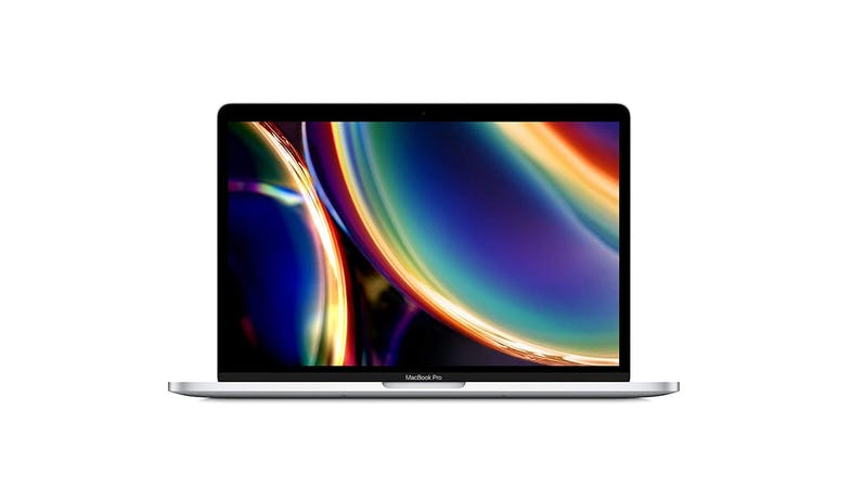 Apple MacBook Pro 13-inch (2020)  - Silver - Front
