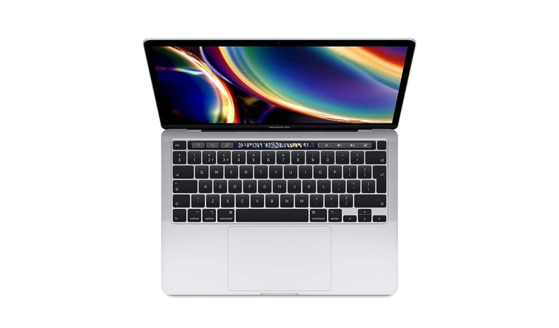 Apple MacBook Pro 13-inch (2020)  - Silver - Top