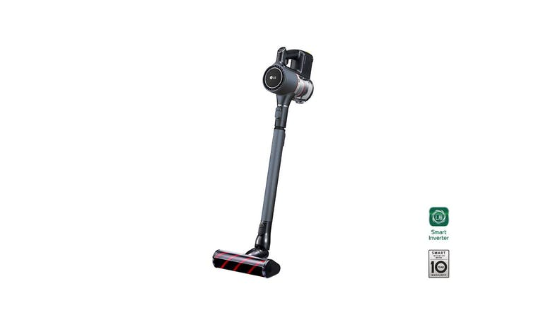 LG CordZero A9ULTIMATE Stick Vacuum Cleaner - Iron Grey