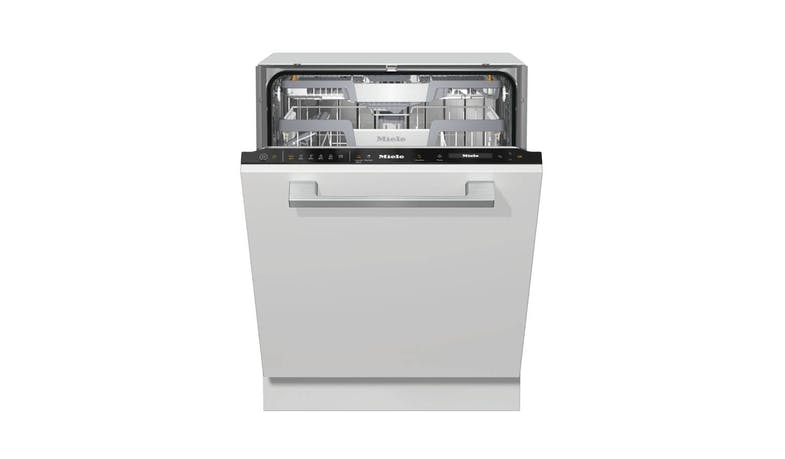 Miele G7360 C SCVi AutoDos Fully Integrated Dishwasher - Brilliant White