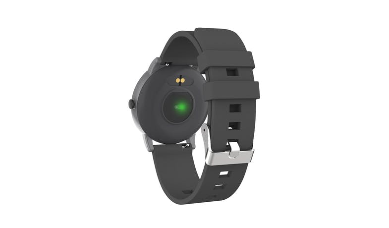 Oaxis OmniWatch - Black - back