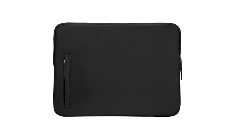 Targus TSS100000 13-inch Newport Laptop Sleeve - Black - back