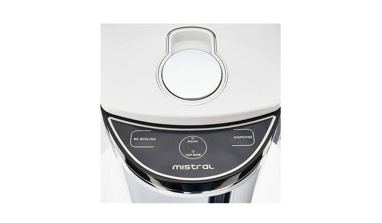 Mistral MAP506 5L Electric Thermal Airpot - Top