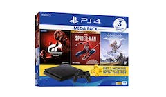 Sony ASIA-00389 PlayStation 4 Mega Pack Bundle