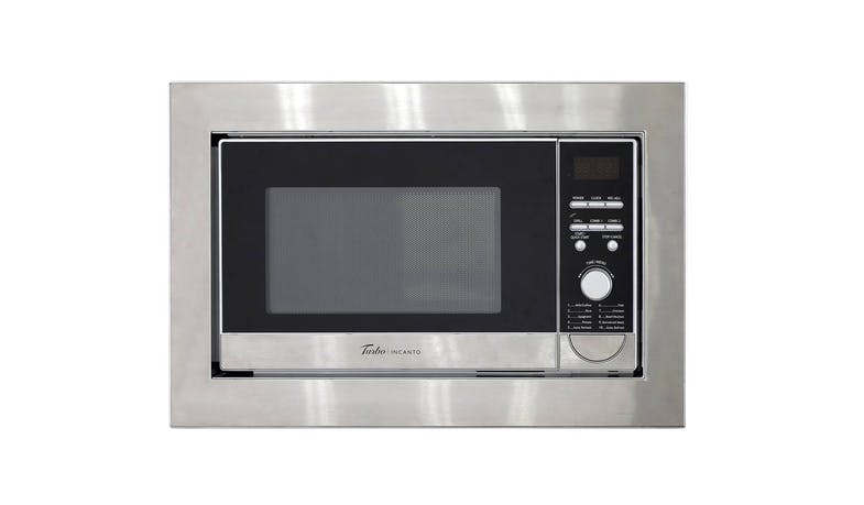 Turbo Incanto TMO25SS 25L Microwave Oven with Grill - Stainless Steel