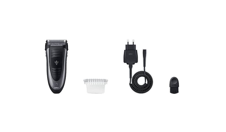 Braun Series 1 190s-1 Shaver (Set View)