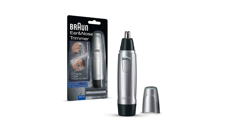 Braun EN10 Exact Series Ear and Nose Trimmer(Packed View)
