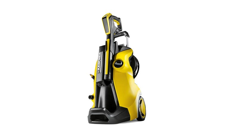 Karcher K5 Premium High Pressure Washer - alt angle